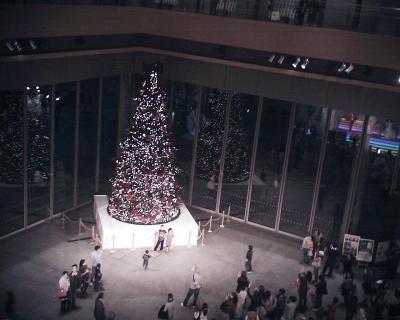 クリスマスツリー2011・丸ビル:R2
