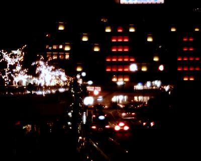 新宿小田急クリスマスライツ:Entry