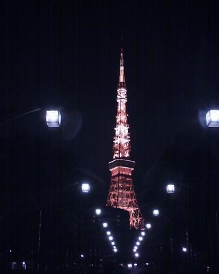 東京タワーへの道:R2