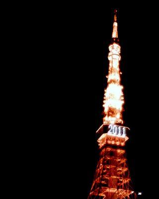 東京タワー・2011:Entry