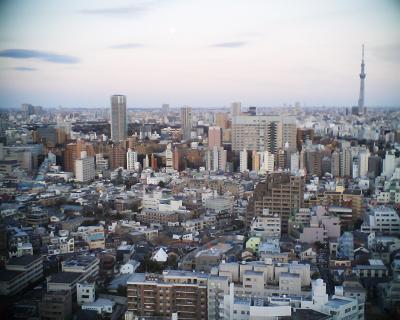 十五夜と東京スカイツリー:R2