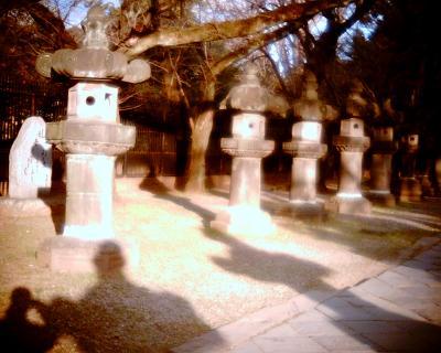 石灯籠:Entry