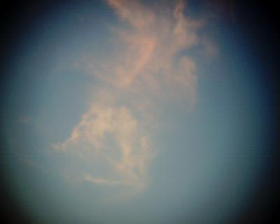 夕焼け雲:Entry