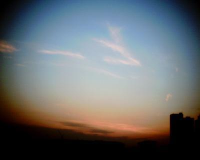 夕空:Entry
