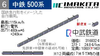 中鉄500系サムネ