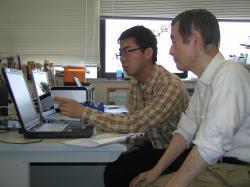 2009年4月9日山田先生