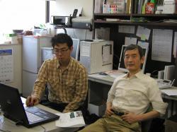 2009年4月9日山田先生2