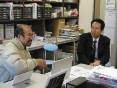 2009年11月23日津島先生