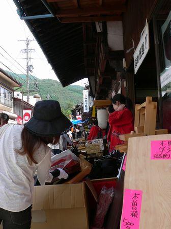 08木曽漆器祭り