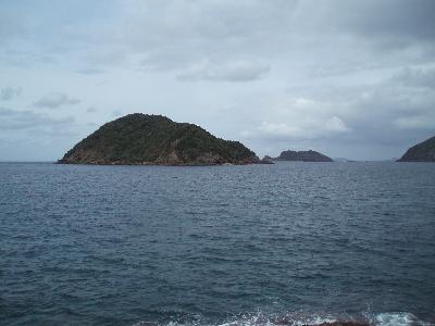 中の島、頭ヶ島