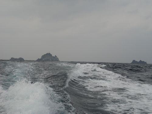 古志岐三礁