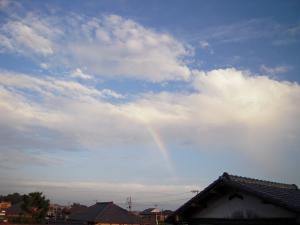 08日 虹