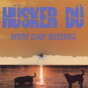 HUSKER DU「NEW DAY RISING」