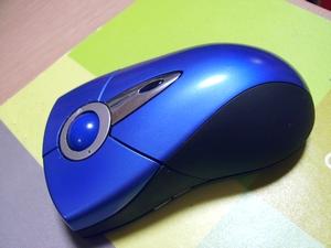 無線式マウス