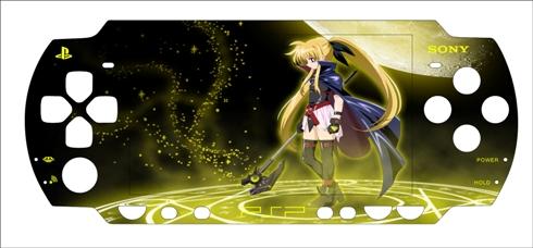 痛PSP素材 魔法少女リリカルなのは フェイト・テスタロッサ
