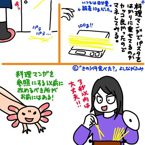20120227ガサツな飼い主の料理事情