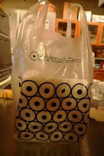 ドーナツ袋