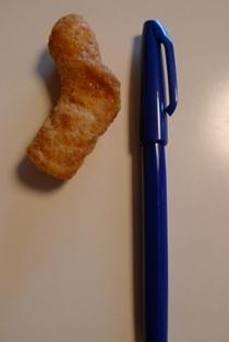 ペンとキャラメルコーン