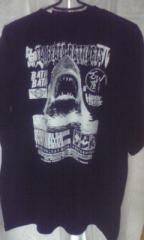 鮫肌バトラーツTシャツ!