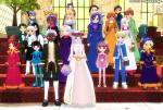 蒼恋 結婚式