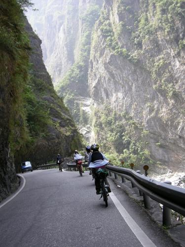 タロコ 道