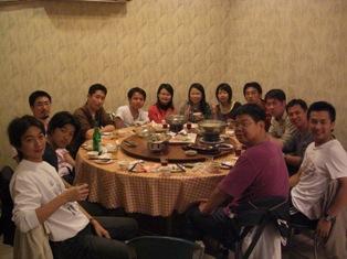 台湾の吞み会