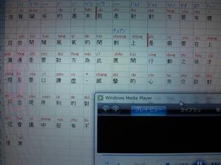 中国語練習