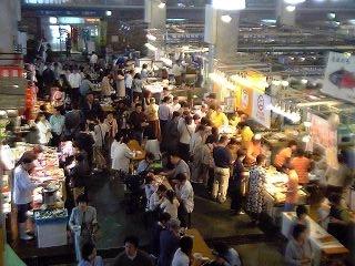 唐戸市場1