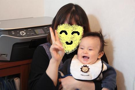 ママと一緒に~