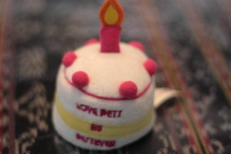 苺の2歳の誕生日プレゼント05