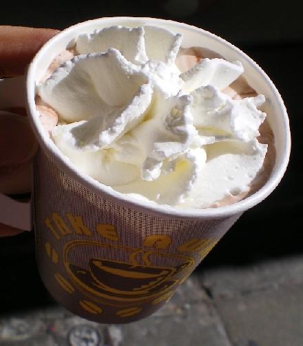 チョコラータ カルダ