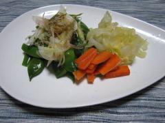 野菜の糠漬け&モロッコのミョウガ添え.jpg