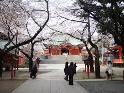 花園神社 (2)