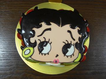 ベティーちゃんのケーキ