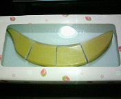 マザーグースのバナナ