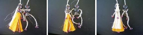 ボージョボー人形の結び方3-2