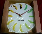 バナナ時計