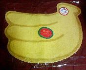 バナナマット