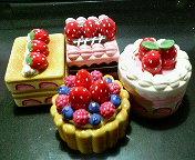ケーキ 詰め合わせ?w
