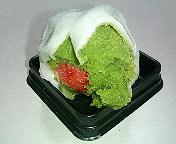 抹茶苺大福3