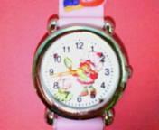 ストロベリーショートケーキ 腕時計3