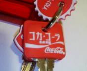 コカコーラ キーカバー3