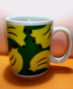 バナナ マグカップ