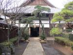 平林寺の門松