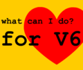 V6を応援したい!