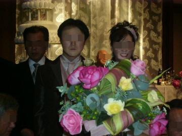 節分 内藤君結婚式 012