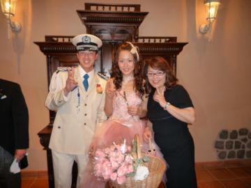 森田結婚式 さっち宅おっこんパーティ 007