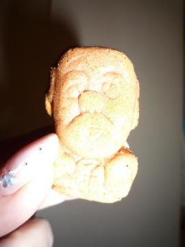 人形饅頭 Tさん Iさん 003