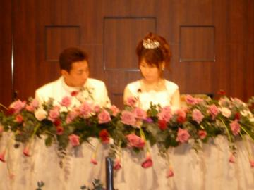 有ちゃん結婚式 001