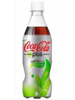 カテキン入り&緑茶風味のコカ・コーラ
